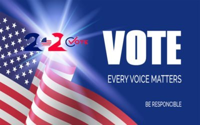 YOUR VOTE MATTERS! VOTING SCHEDULE CHANGING!
